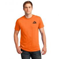23671 - Gildan® - Ultra Cotton® 100% Cotton T-Shirt (Safety Orange)