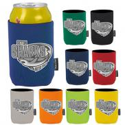 promotional koozie® collapsible neoprene can kooler