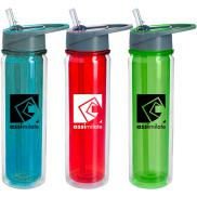 promotional 20 oz. double wall sport bottle