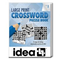 23939 - Large Print Crossword Vol. 1
