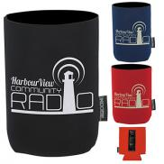 promotional koozie® magnetic can kooler