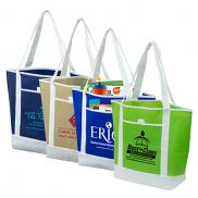 promotional beach travel tote