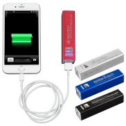 promotional portable power bank charger