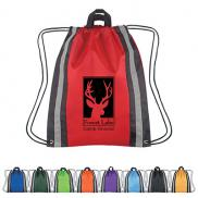 promotional large reflective sports pack