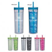 promotional 16 oz. color changing tumbler