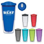 promotional 24 oz. biggie tumbler with lid