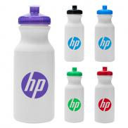 promotional 20 oz. water bottle