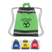 promotional small non-woven reflective sports pack