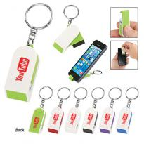 24784 - Phone Stand/Cleaner Keychain