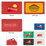 promotional credit card shape peppermints