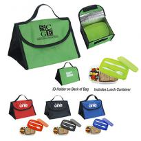 24914 - Container And Lunch Bag Combo