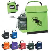 promotional identification lunch bag