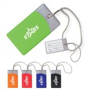 promotional mod luggage tag