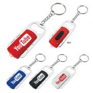 promotional bottle opener key light