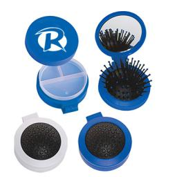 3-in-1 Brush With Pill Case