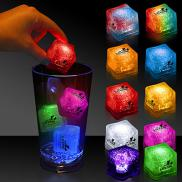 promotional light-up ice cubes