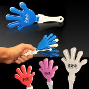promotional hand clapper