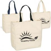 promotional give-away tote
