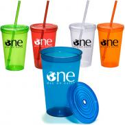 promotional 20 oz. super value sipper
