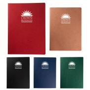 promotional recycled paper notepad
