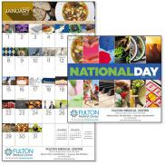 promotional national day calendar