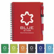 promotional combo notebook with element stylus pen