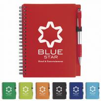 25408 - Combo Notebook with Element Stylus Pen