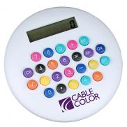 promotional colorful calculator