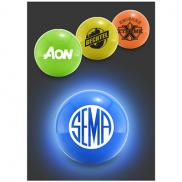 promotional glow bouncy ball