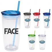 promotional 22 oz. freezie tumbler