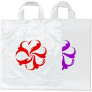 promotional soft loop handle bag ( pony )