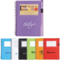 25589 - The Star Spiral Notebook