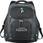 promotional zoom® tsa 15 computer backpack