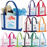 promotional large boat tote