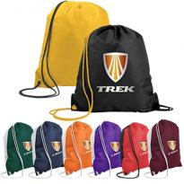 26015 - Spirit Drawcord Bag - Full Color