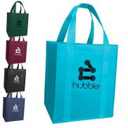 promotional mucho grande grocery tote
