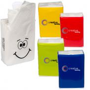 promotional goofy™ tissue pack