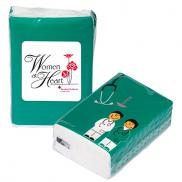promotional doctor and nurse tissue pack