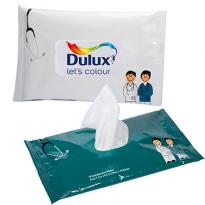 26081 - Doctor & Nurse Antibacterial Wet Wipes