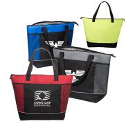 promotional porter insulated cooler tote