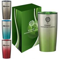 26163 - 20 oz. Himalayan Gradient Tumbler With Custom Box