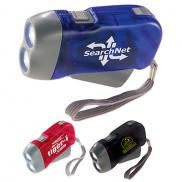 promotional emergency flashlight