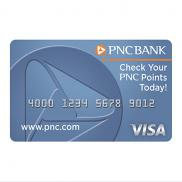 promotional credit card shape magnet