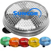 promotional clip on reflector safety light