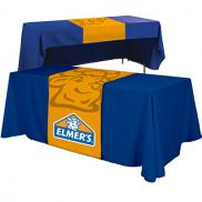 promotional table runner - 28 x 72 full color
