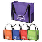 promotional chandler non-woven mesh tote bag