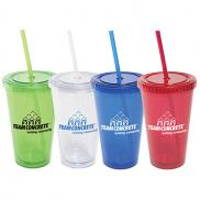 promotional 16 oz. all-pro acrylic cup
