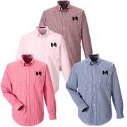 promotional devon & jones® mens crown collection™ gingham checks