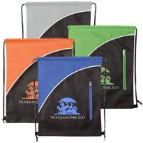 26601 - Summit Drawstring Backpack (Full Color)
