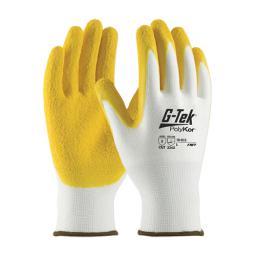 G-Tek CR 13 Gauge Polykor Blended Shell  Latex Gloves